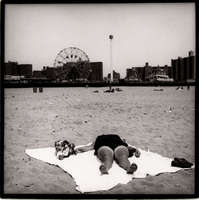 Coney Island Lady